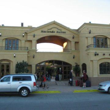 Hotel Hacienda Suites Loreto