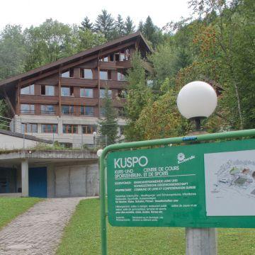 Kuspo Kurs- & Sportzentrum