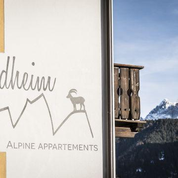 Alpine Apartments Waldheim