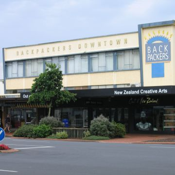 Hotel Rotorua Planet Backpackers