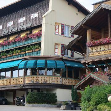 Hotel Bas Rupts Et Chalet Fleuri