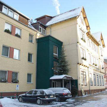Hotel Garni Alt Wernigeröder Hof