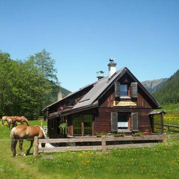 Almhütten am Ferienhof-Poier
