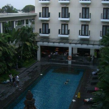 The Grand Palace Hotel