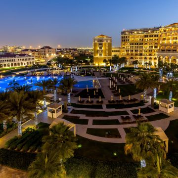 Hotel The Ritz-Carlton Abu Dhabi Grand Canal