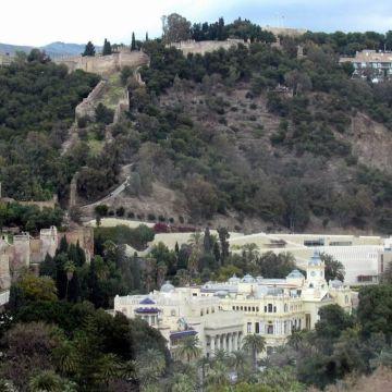 Hotel Parador de Malaga Gibralfaro