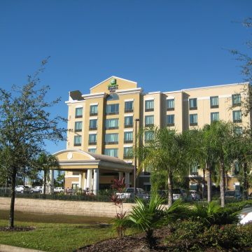 Hotel Holiday Inn Express Orlando International Drive