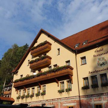 Hotel Amselgrundschlößchen