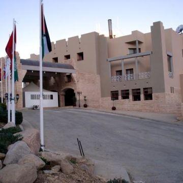 Hotel Mövenpick Nabatean Castle