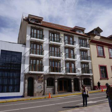 Hotel La Hacienda Plaza de Armas