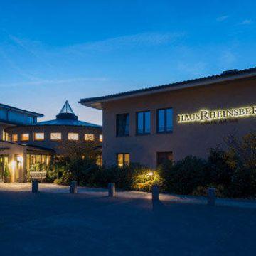 Haus Rheinsberg Hotel am See