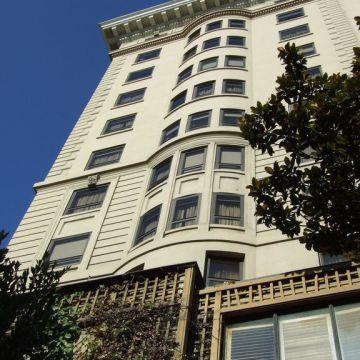 Hotel Renaissance Stanford Court