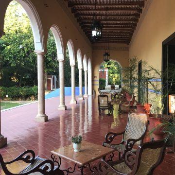 Hotel Hacienda Santa Rosa