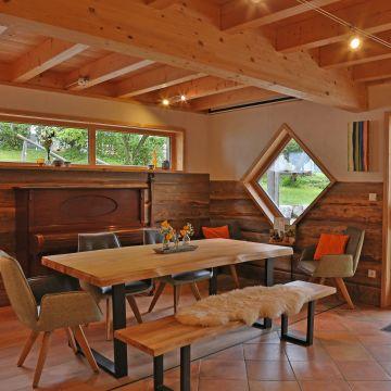 Alpenstern Finy, Bio-Gästehaus mit Sterne Ferienwohnungen