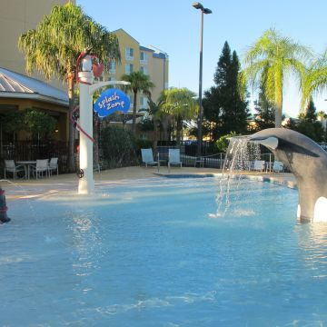 Hotel Springhill Suites Orlando At Seaworld