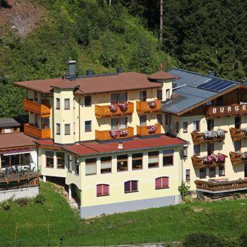 Panoramahotel Burgeck