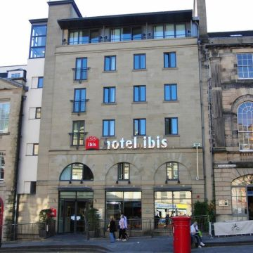 Hotel Ibis Edinburgh Center