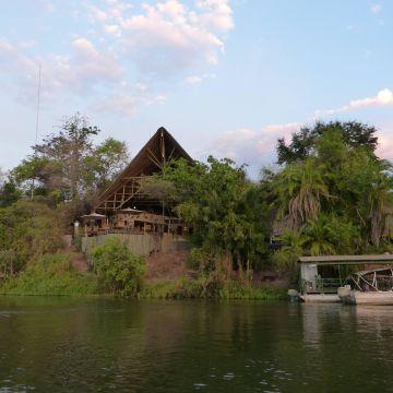 Hotel Chobe Safari Lodge