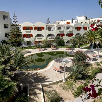 Welcome Thalasso-Resort Les Quatre Saisons Djerba