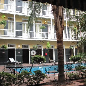 Hotel Holiday Inn French Quarter-Chateau Lemoyne