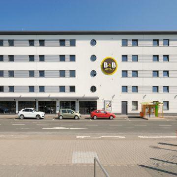 B&B Hotel Frankfurt-Hahn Airport