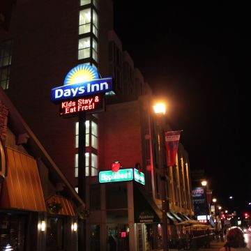 Hotel Days Inn Clifton Hill Casino