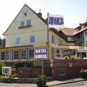 Hotel Amica (geschlossen)