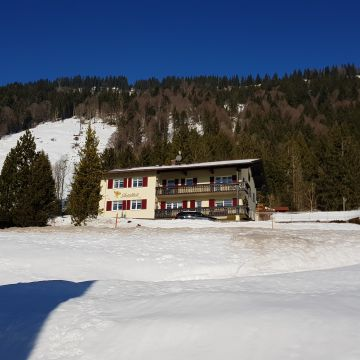 Gästehaus Säntisblick