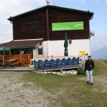 Berghütte Birgitzköpflhaus