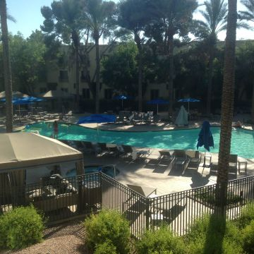 Hotel Hilton Scottsdale Resorts & Villas