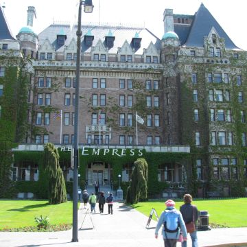 Hotel The Fairmont Empress