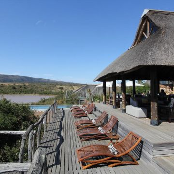 Hotel Pumba Private Game Reserve