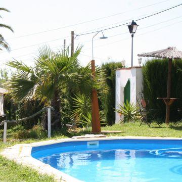 Finca Andalusien