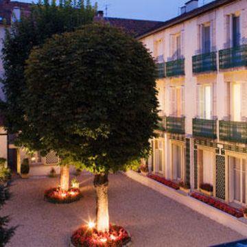 Hotel Le Jura Dijon