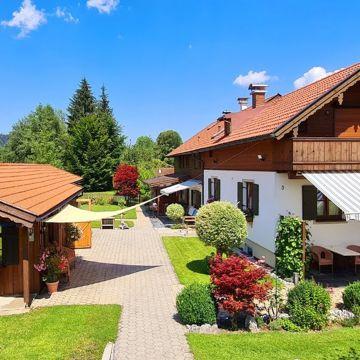 Ferienhaus Hofer im Zugspitzland
