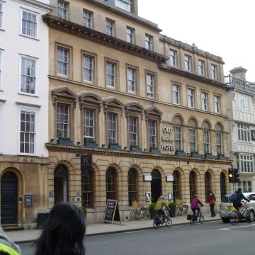The Old Bank Hotel