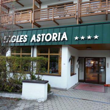 Alpine Well & Fit Hotel Eagles-Astoria