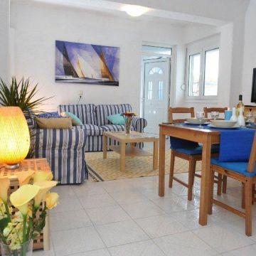 Gerakina Skala Holiday Houses - Blue Apartment