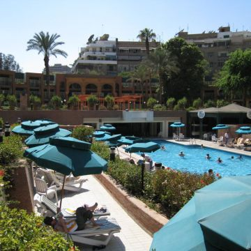 Hotel JW Marriott Cairo