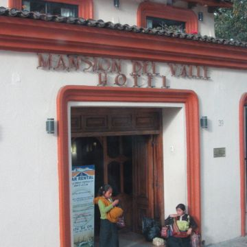 Hotel Mansion del Valle