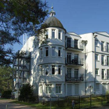Ferienwohnung Haus Tannenburg Appartement 116