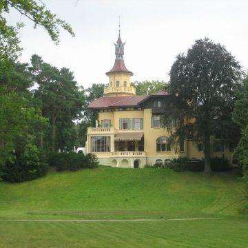 Hotel Schloss Hubertushöhe
