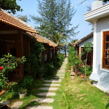 Hotel Phu Quoc Kim Bungalow On The Beach