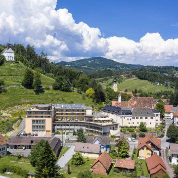 Hotel & Moorbad Im Kloster Schwanberg