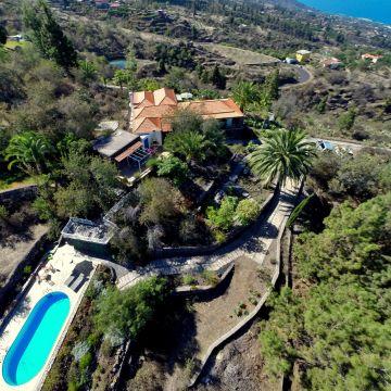 Villa Landhaus Tijarafe