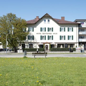 Hotel Deutsches Haus / Anno 1898