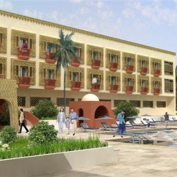 Hotel Yadis Oasis Tozeur