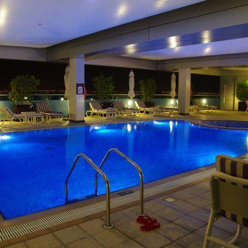 Hotel Premier Inn Abu Dhabi International Airport