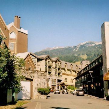 Hotel Listel Whistler