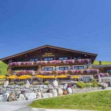 Panoramagasthof-Hotel Hohe Brücke